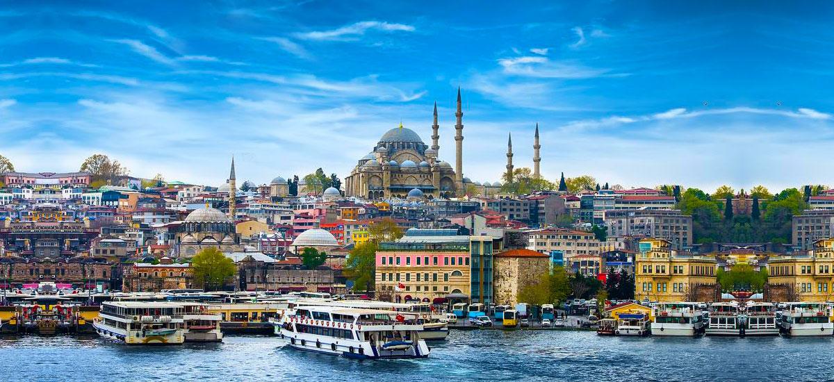 Voyage organié istanbul